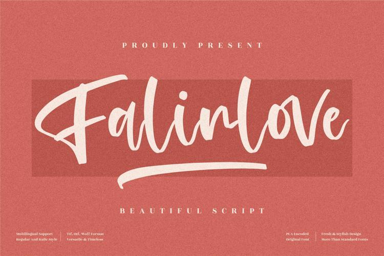 Falinlove Font