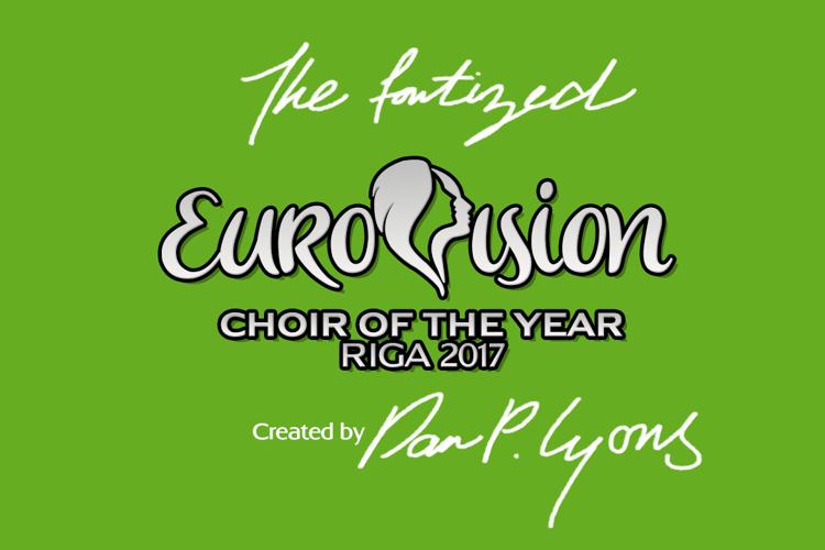 Eurovision Choir 2017 Font