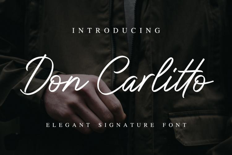 Don Carlitto Font