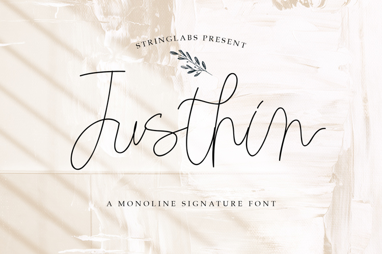 Justhin Font