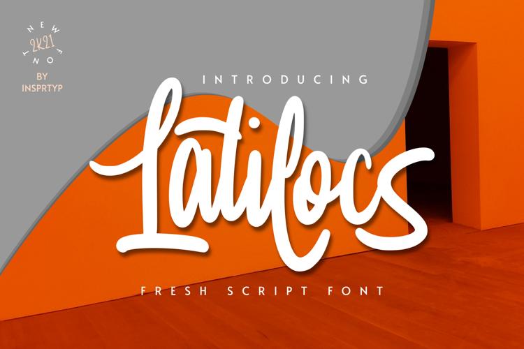 Latilocs Font