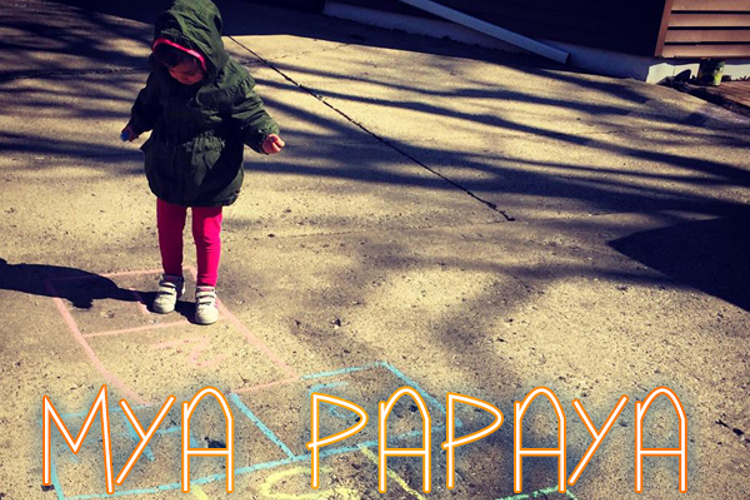 Mya Papaya Font