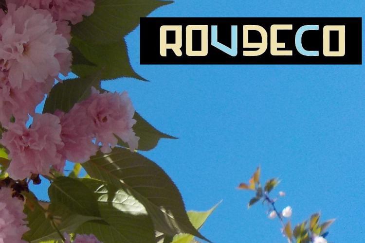 Roudeco2015c Font