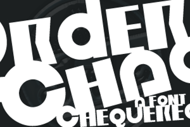 Order in Chaos Font
