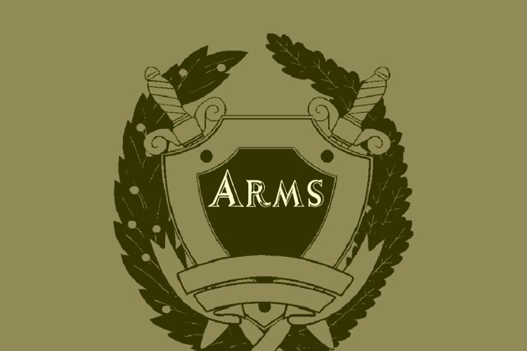Arms Font