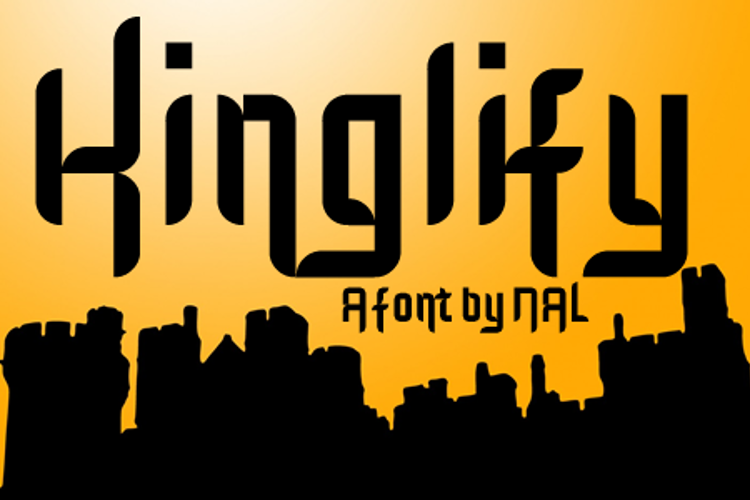 Kinglify Font