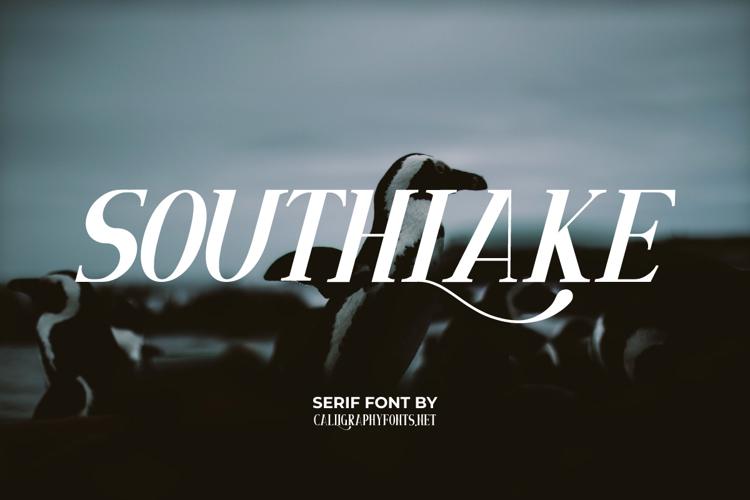 Southlake Font