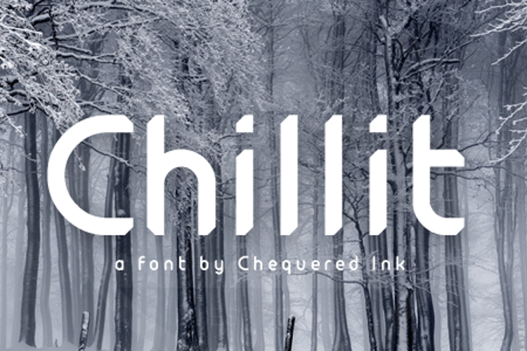 Chillit Font