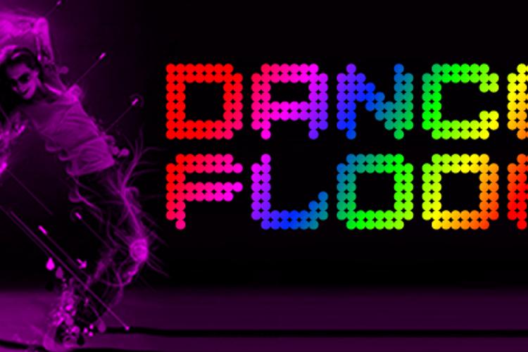 Dance Floor Font