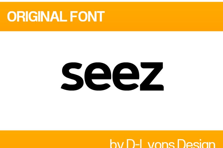 Seez Font