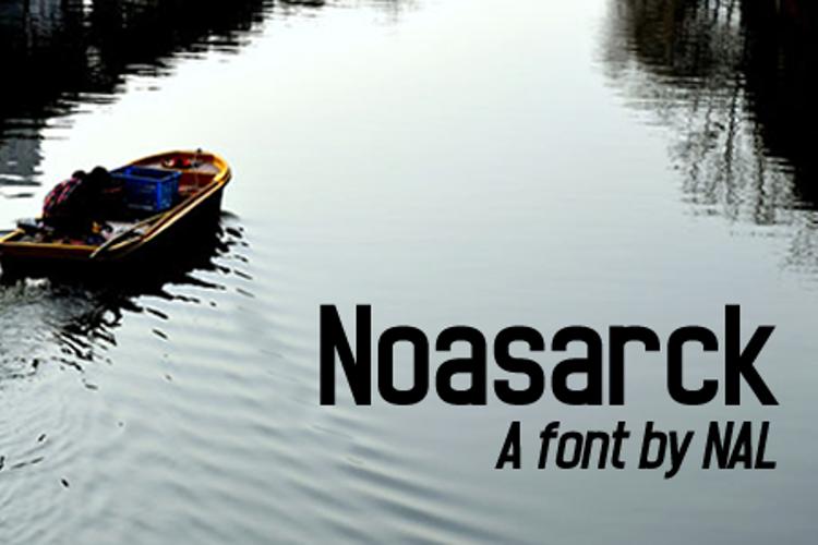Noasarck Font