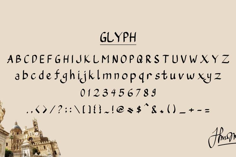 Old Me Font