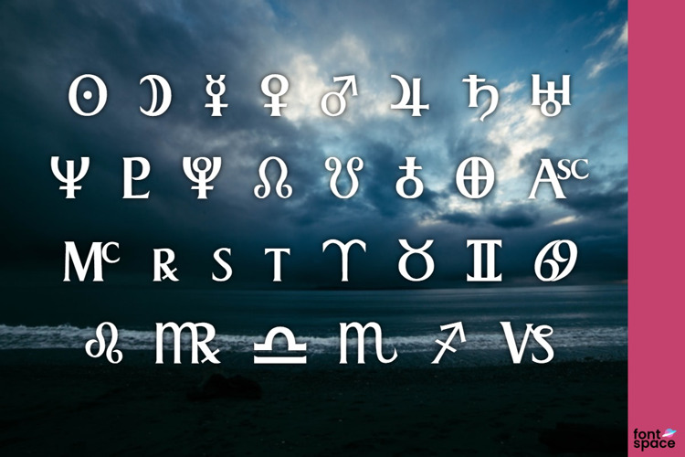 Astro Gadget Font