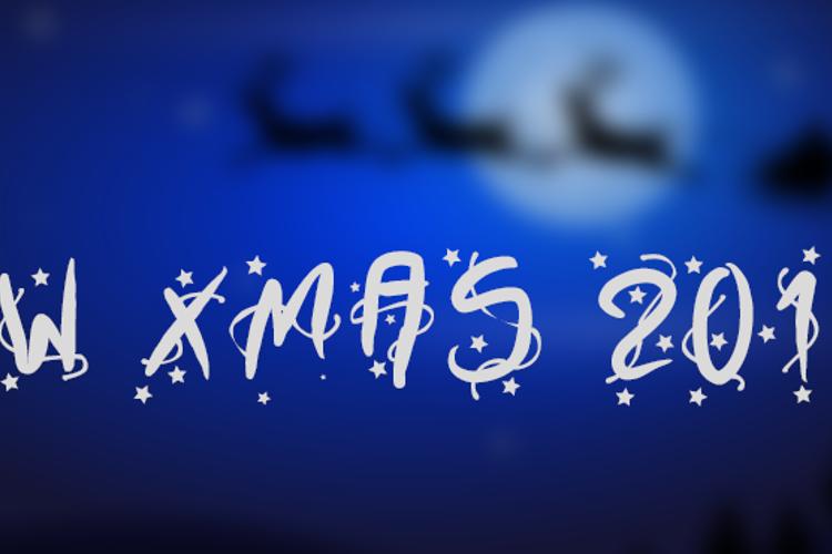 PWXmas2015 Font