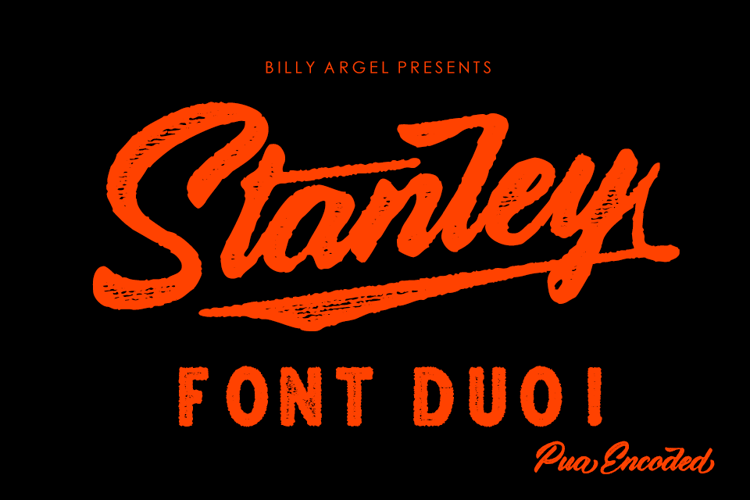Stanley Roots Font