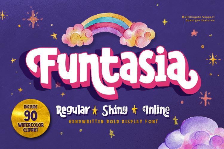 Funtasia Font