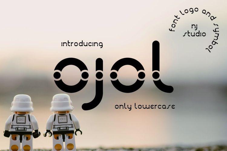 ojol Font