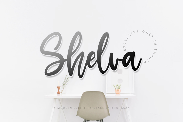 Shelva Font