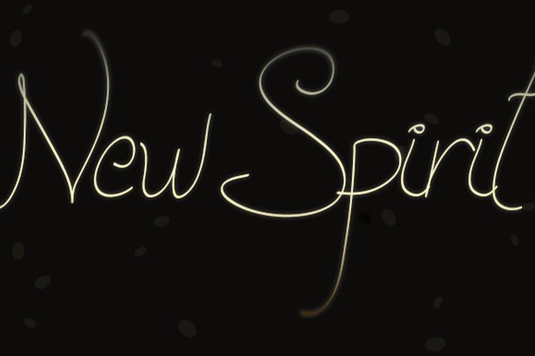New Spirit Font