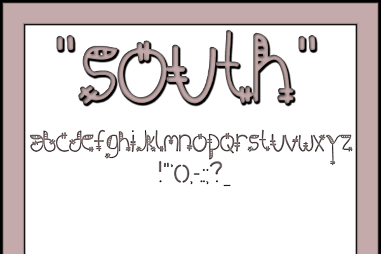 South Font