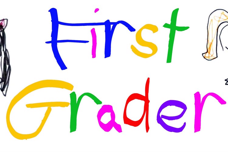 First Grader Font