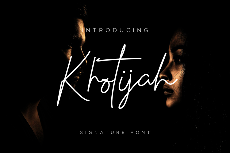 Khotijah Font