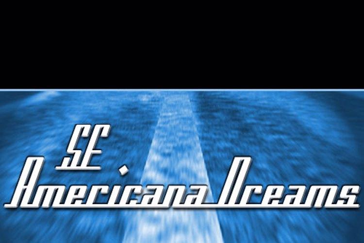 SF Americana Dreams Font