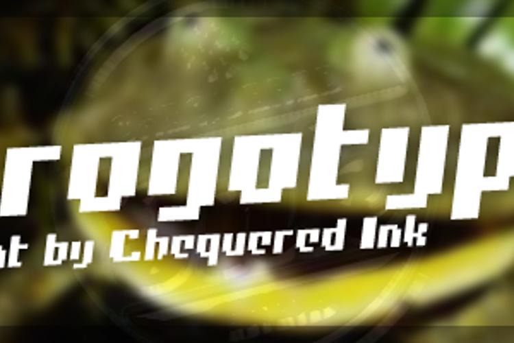 Frogotype Font