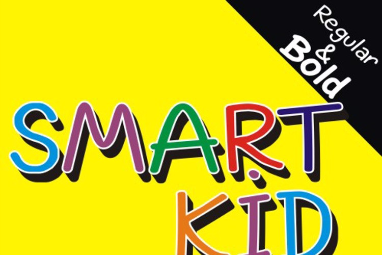 Smart Kid Font