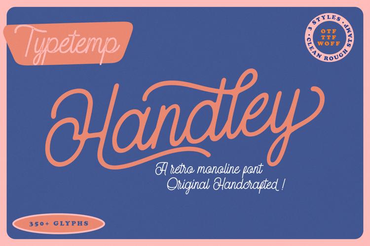 Handley Font