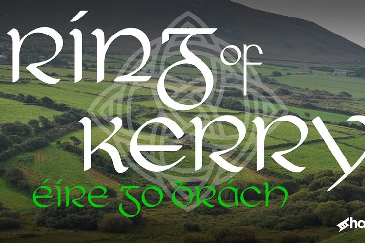 Ring of Kerry Font