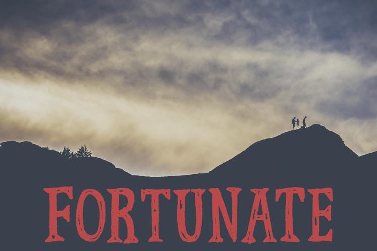 Fortunate Font