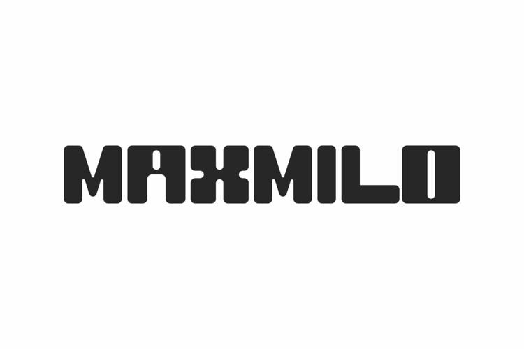 Maxmilo Font