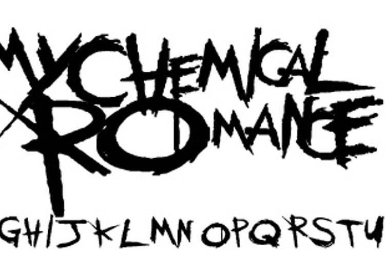 My Chemical Romance Font