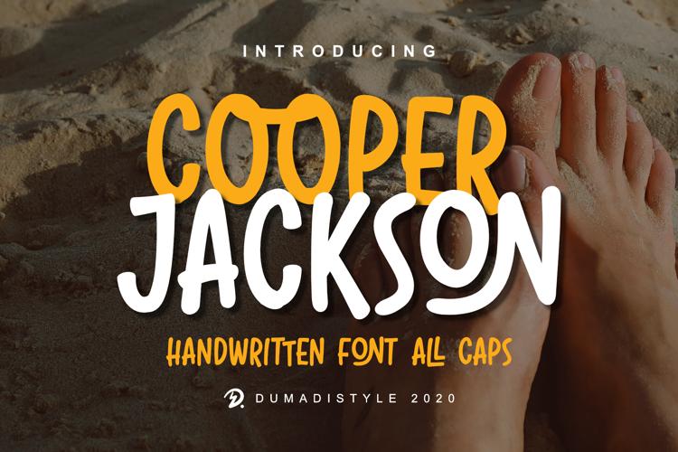 Cooper Jackson Font