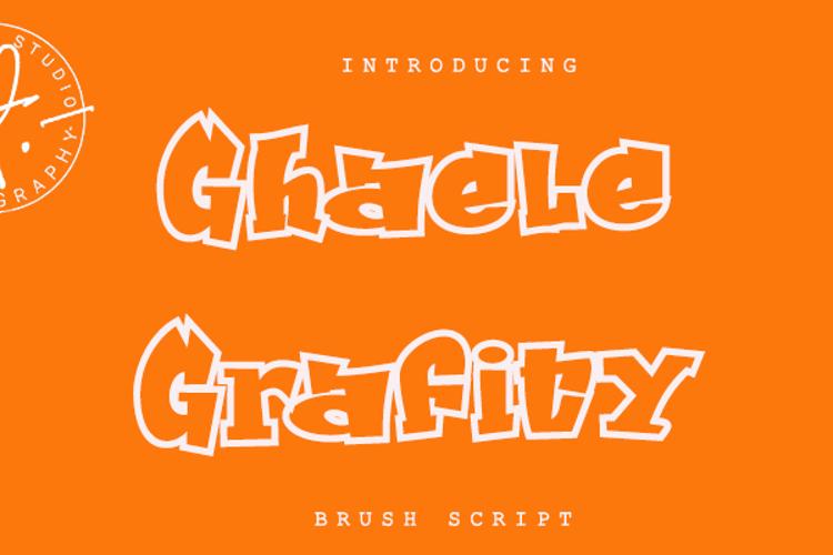 Grafitty Font