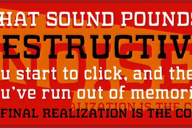 WHAT SOUND POUNDS? Font