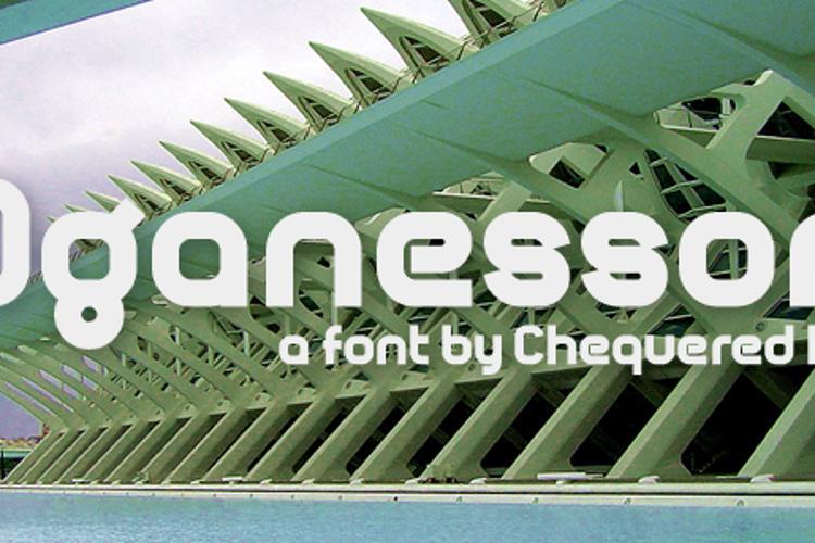 Oganesson Font