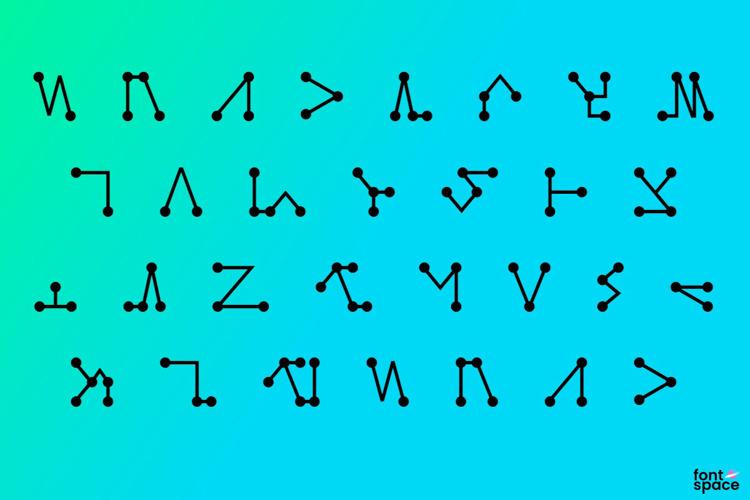 Spellweaver Nodes Font