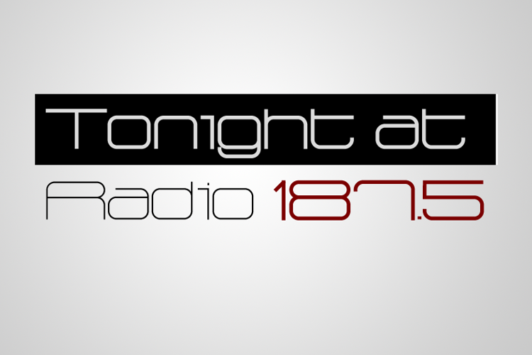 Radio 187.5 Font