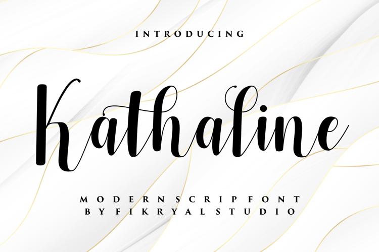 Kathaline Font