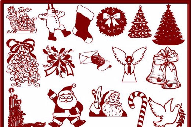 Christmas - Debbie Font