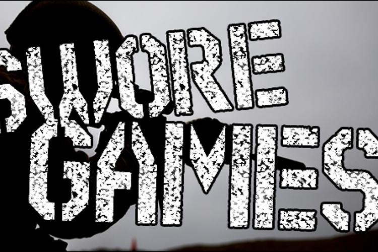 Swore Games Font