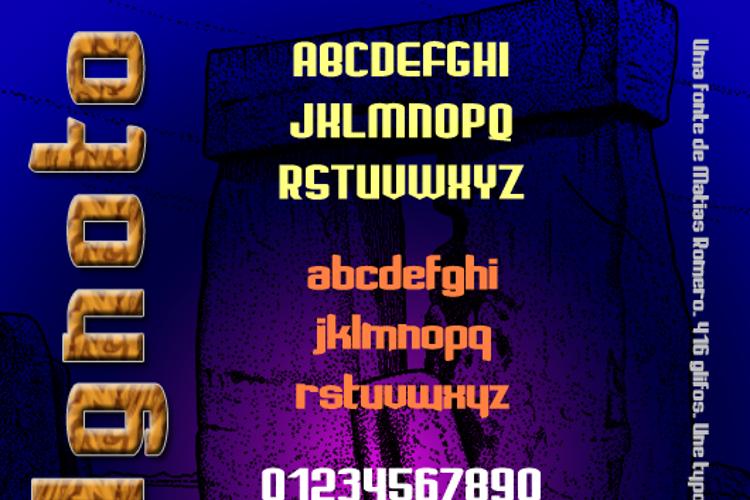 Ignoto Font