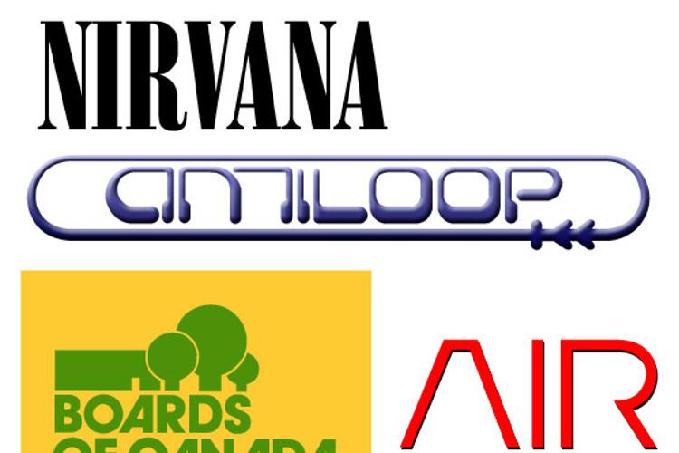 Bands & Artists Font