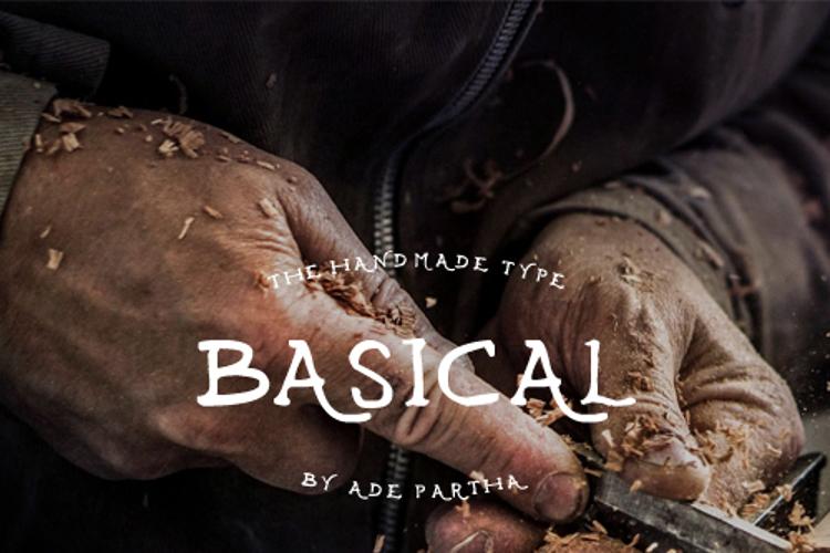 Basical Font