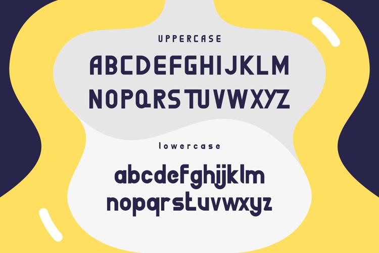 BigBOBY Font