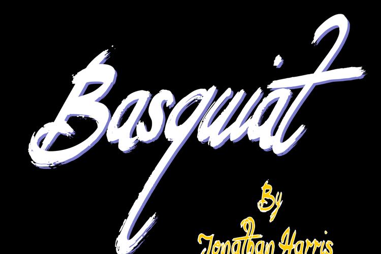 Basquiat Font