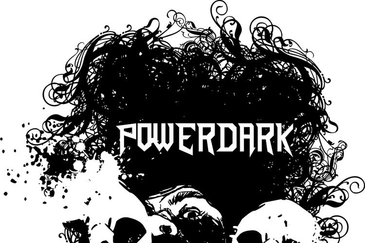 PowerDark Font