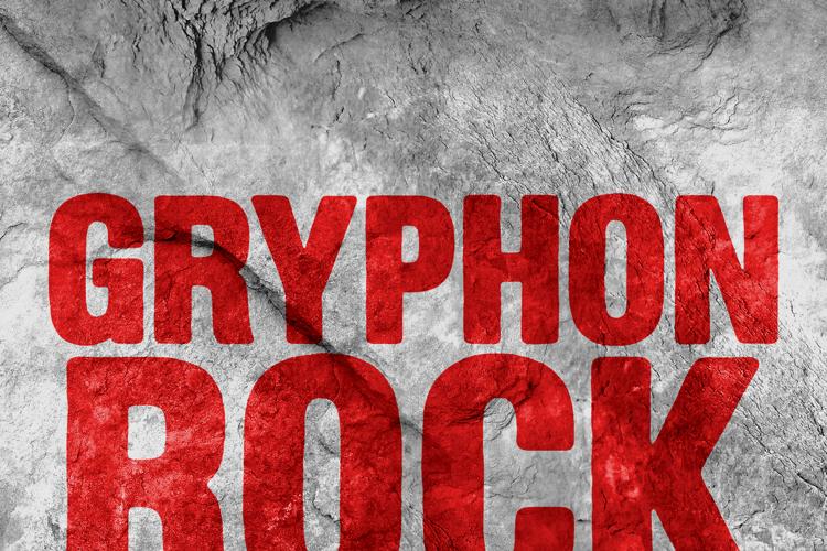 Gryphon Rock Font